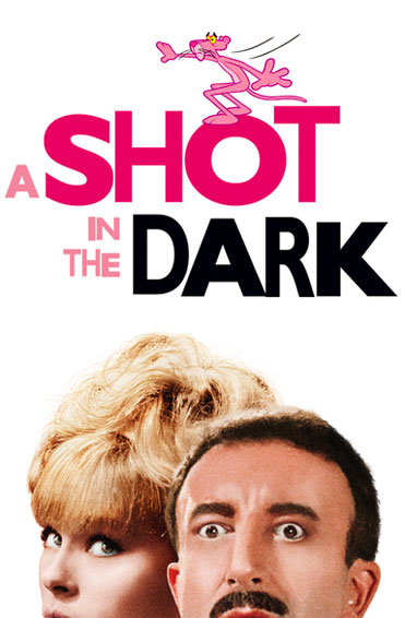 A Shot In The Dark (1964) Poster
